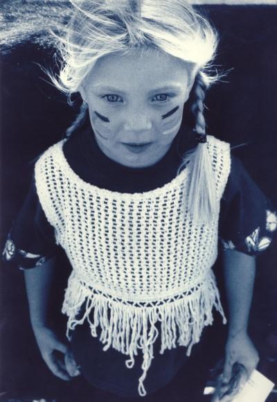 Indianerin, 1996