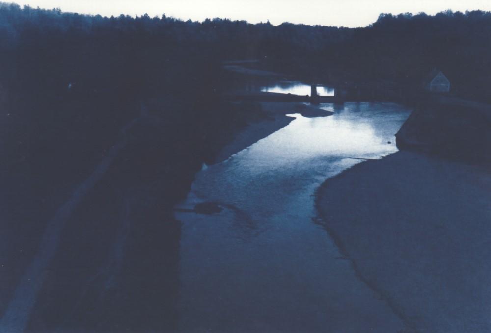 Melancholische Landschaft, 2010