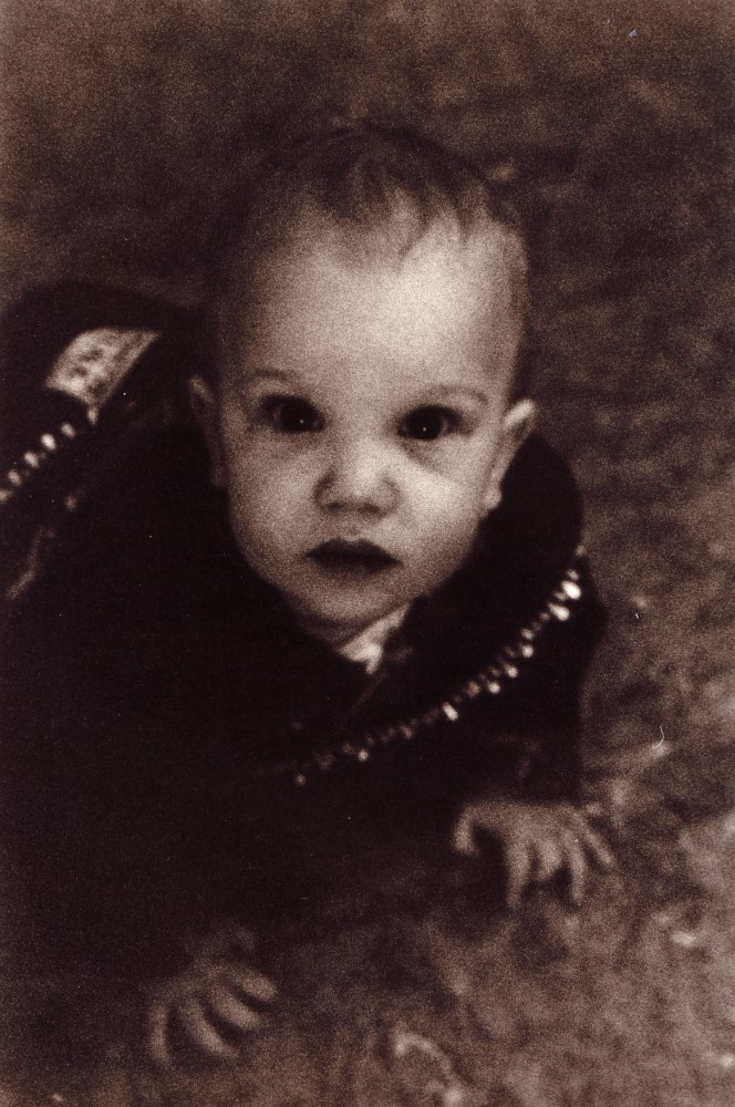Tristan, 11 Monate, 1992